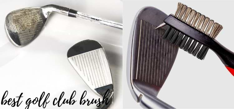 best golf club brush