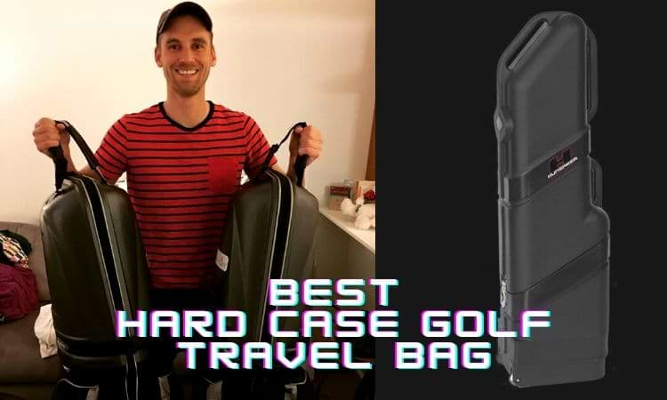 BEST HARD CASE GOLF TRAVEL BAG