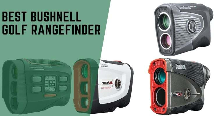 Best Bushnell golf rangefinder