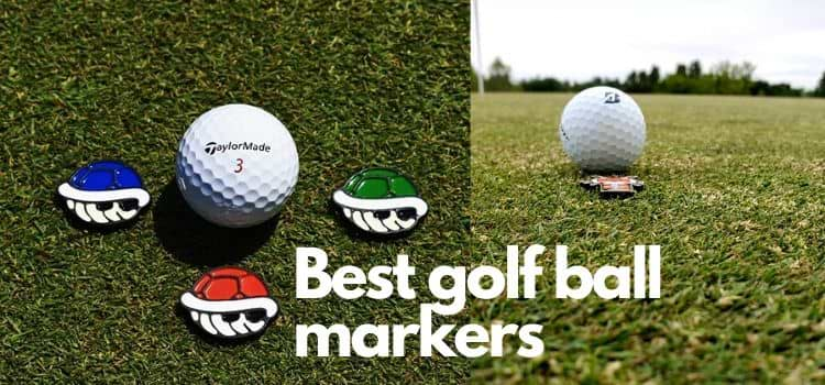 Best golf ball markers