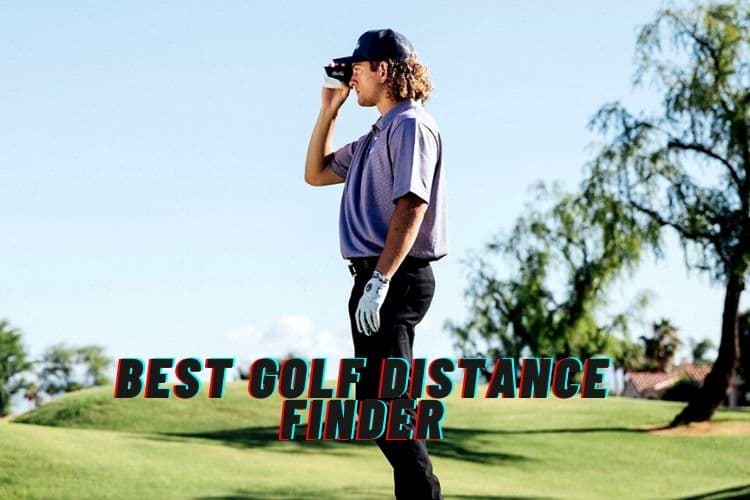 Best golf distance finder
