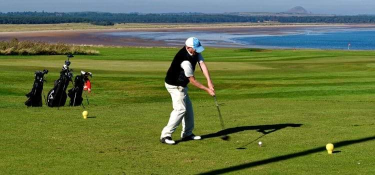 best golf swing for beginner