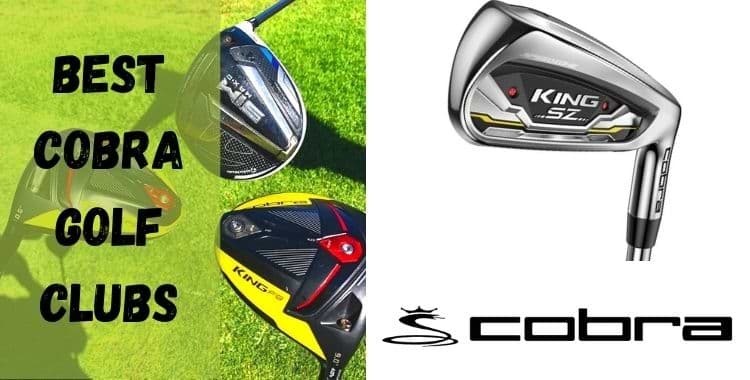 best cobra golf clubs