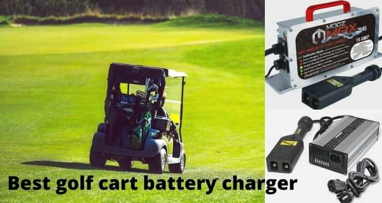Best golf cart battery charger