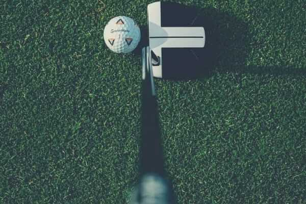 How to measure a putter length