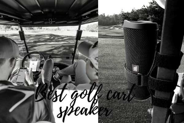 Best golf cart speaker