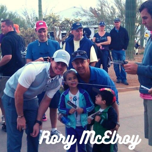 Rory McElroy