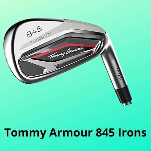 Tommy Armour 845 Irons